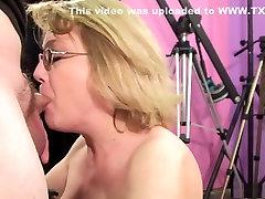 Horny pornstar Molly Adams in incredible blowjob, swallow xxx video