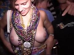 Exotic pornstar in horny striptease, softcore porn clip