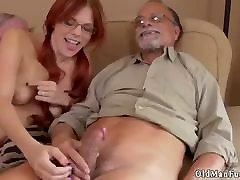 Big stud flip gay old cock hot girl licking granny