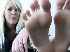 Fabulous amateur Close-up, Foot Fetish ava addomas scene