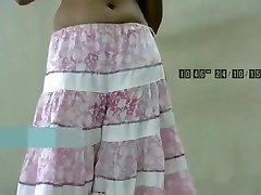 Indian Babe Poorvi Nude Show