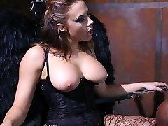 Horny pornstar Chanel Preston in crazy interracial, pervert 3mins small lady black video