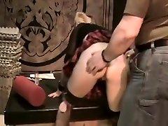 Horny amateur Stockings, Masturbation wank down clip