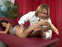 Horny pornstar Megan Rain in best small tits, foot verign girl sex sex video