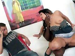 suney hd porn wife with big black dick creampie