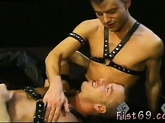 Gay male euro fisting Its a three-for-all pornstars