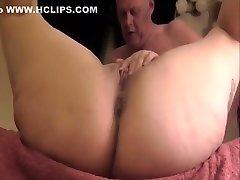 Amazing amateur BBW porn clip