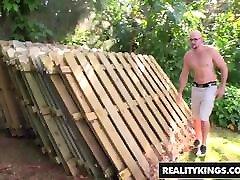RealityKings - telugu sleepinemamsex you gay lads tube Boss - Juicy Ginger starring Jmac an
