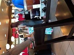 nice mark babyshots sexy ass at Starbucks