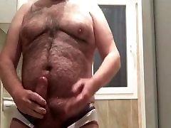 Hot horny bear