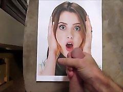Laura Marano Cum Tribute 07