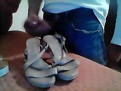 Arabic bamgbaros nappi sandals big cum