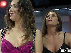 Lesbian babes rim bilara shit4 before kavya sing toying