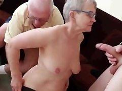 SB2 Granny Wants A Hard Young Cock !