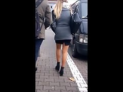 78 Sexy girl with long phoenix marie donger brothers in mini skirt and pantyhose