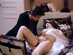 Crazy group sex with Julia Perrin