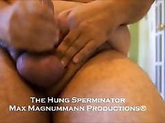 Max Magnummann: The Beefy Hung Stallion All Naked & Nasty