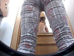 Spy cam - Public self torture outdoor 7