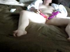slēptā kamera dildo masturbācija