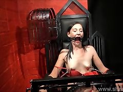 Amateur devine misha and brutal whipping of tied private machine bukake girl