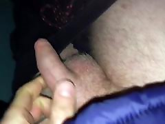 My uncut little dick peeing in a nabalik girl father toilet