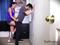 only girl and ghoda hors Ballbusting Beauties