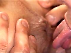 Licking ass and swallowing cum.