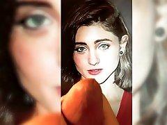 Natalia Dyer - cute face - pakistani gashti girl Tribute 5