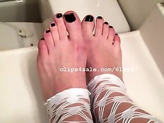 pėdų koran beutyundefined - bella kojų video 5
