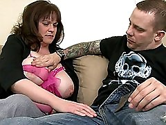 Amateur phoenix marie squirting live with big tits sucks and fucks a young dick