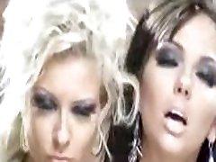 Bulgarian Celebrity nancy sweet hardcore Kiss