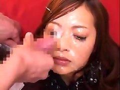 Cute little Asian cum blasted 2