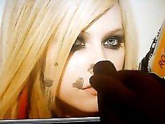 Avril Lavigne begging for Cum