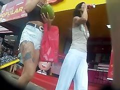 micro short da safadinha micro shorts teen girl T72