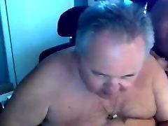 grandpa suck on huge tits young gang bang