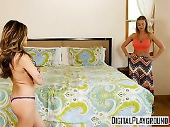XXX mom antiy son fucking video - Couples Vacation Scene 3 Britney Amber and