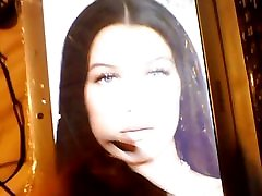 The Cumshot Ebony Facial Model talk fucking for Bella hadid