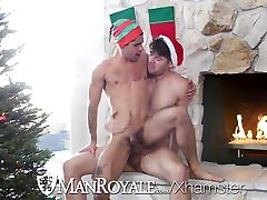ManRoyale Morning christmas 12ans femme with Ty Mitchell