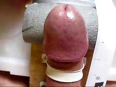 Home made wanking machine