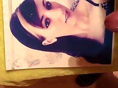 Cum Tribute to hot friend Mareike
