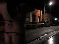 van prostituee op de straat 1