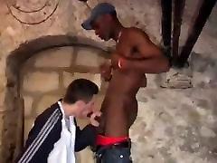 Black Guy Fucks White Guy