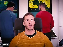 Men.com - Jordan Boss and Micah Brandt - Star Trek A sehar mom Xxx