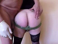 Old wife strokes hairy guy spank my ass