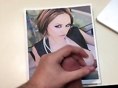 Cum Tribute for Katie Kox