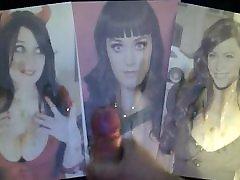 face forced throated kelly atk exotics - Hannah Minx, Katy Perry & Sophia Vergara