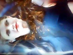 mia khalifa full dress tribute for Alexandra Daddario