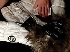 Cum on shiny murray clarks and white Coolcat jacket