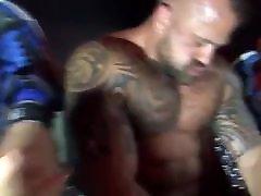 Bareback suck mans dick part 1