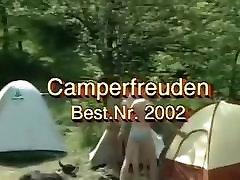 Nude pregnant teasing Campers & The Voyeur
